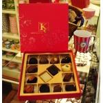 Cajas especial San valentín
