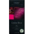 Tableta Cachet Selección COSTA RICA 71% cacao