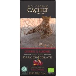 Tableta Cachet de chocolate con 70% cacao