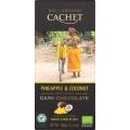 Tableta Cachet Selección ORGÁNICO PIÑA Y COCO