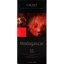 Tableta Cachet Selección MADAGASCAR 32% cacao