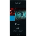 Tableta Cachet Selección PERÚ      64% cacao